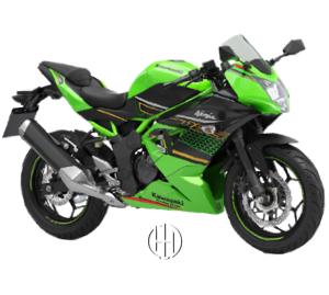 Kawasaki Ninja 125 (2019 - XXXX) - Motodeks