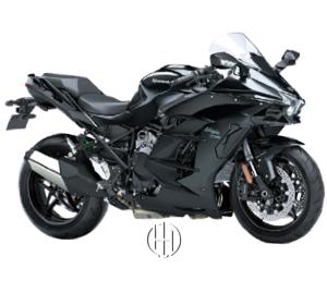 Kawasaki Ninja H2 SX (2018 - XXXX) - Motodeks