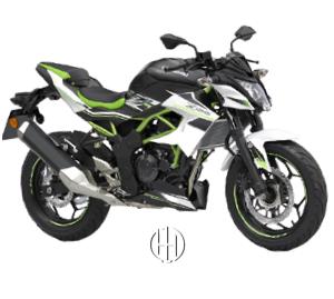 Kawasaki Z 125 (2019 - XXXX) - Motodeks