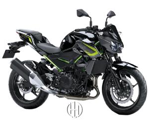 Kawasaki Z 400 (2019 - XXXX) - Motodeks