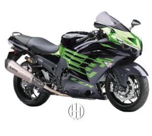Kawasaki ZZR 1400 (Ninja ZX-14R) Performance Sport (2014 - XXXX) - Motodeks