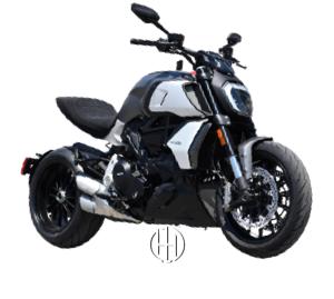 Ducati Diavel 1260 (2019 - XXXX) - Motodeks