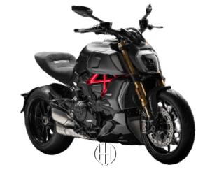 Ducati Diavel 1260 S (2019 - XXXX) - Motodeks