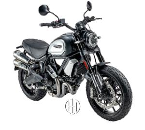 Ducati Scrambler 1100 Dark Pro (2021 - XXXX) - Motodeks