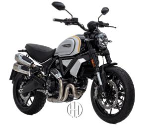 Ducati Scrambler 1100 Pro (2020 - XXXX) - Motodeks