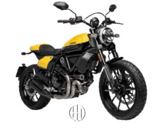 Ducati Scrambler Full Throttle (2019 - XXXX) - Motodeks