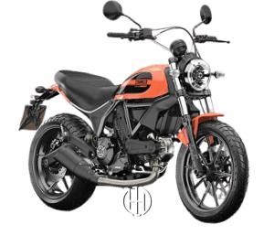 Ducati Scrambler Sixty2 (2016 - XXXX) - Motodeks