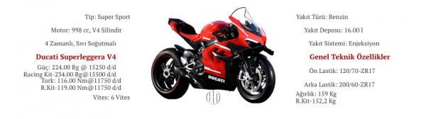 Ducati Superleggera V4 (2020 - XXXX) - Motodeks