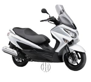 Suzuki Burgman 200 (2014 - XXXX) - Motodeks