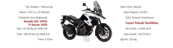 Suzuki (DL 1050) V-Strom 1050 (2020 - XXXX) - Motodeks