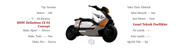 BMW Definition CE 04 Concept (2021 - XXXX) - Motodeks