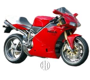 Ducati 748 R (2001 - 2002) - Motodeks