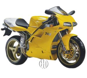 Ducati 748 SPS (1998 - 2002) - Motodeks