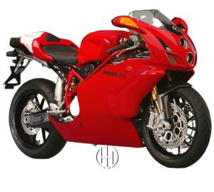 Ducati 749 R (2004) - Motodeks