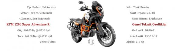 KTM 1290 Super Adventure R (2017 - XXXX) - Motodeks