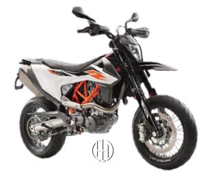 KTM 690 SMC R (2018 - XXXX) - Motodeks