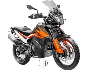 KTM 790 Adventure (2019 - XXXX) - Motodeks