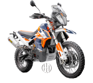 KTM 790 Adventure R Rally (2019 - XXXX) - Motodeks