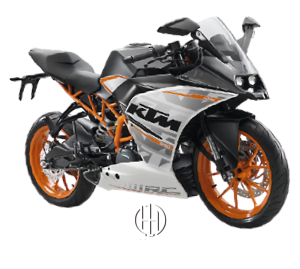 KTM RC 390 (2014 - XXXX) - Motodeks