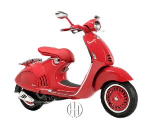 Vespa 946 Red 125 (2017 - XXXX) - Motodeks