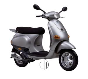 Vespa ET 2 50 (1996 - 2005) - Motodeks