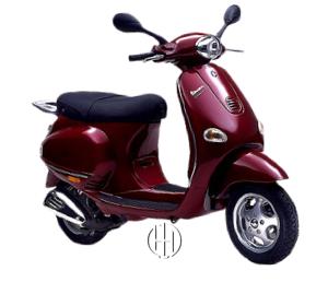 Vespa ET 4 125 (1996 - 2005) - Motodeks
