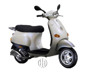 Vespa ET 4 50 (1996 - 2005) - Motodeks