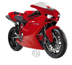 Ducati 1098 (2007 - 2008) - Motodeks