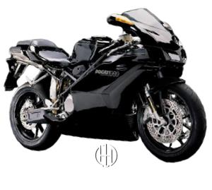 Ducati 999 (2005 - 2006) - Motodeks