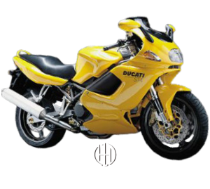 Ducati ST 4 (1997 - 2000) - Motodeks