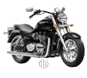 Triumph America (2015 - 2018) - Motodeks