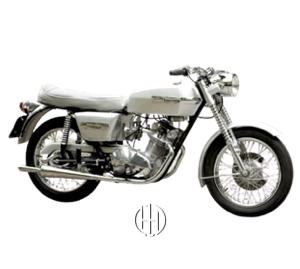 Triumph Bandit 350 (1971) - Motodeks