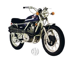 Triumph Bandit 350 SS (1971) - Motodeks