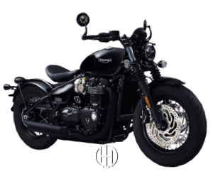 Triumph Bonneville Bobber Black (2018 - XXXX) - Motodeks