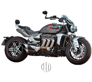 Triumph Rocket 3 GT (2020 - XXXX) - Motodeks