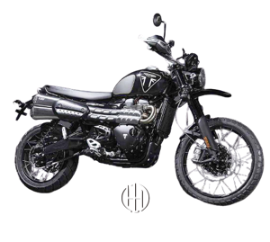 Triumph Scrambler 1200 XE James Bond Limited Edition (2020) - Motodeks