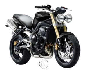 Triumph Speed Triple 1050 (2005 - 2010) - Motodeks