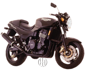 Triumph Speed Triple 750 (1994 - 1996) - Motodeks