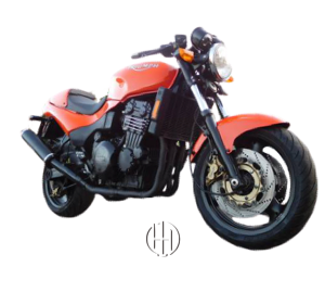 Triumph Speed Triple 900 (1994 - 1996) - Motodeks