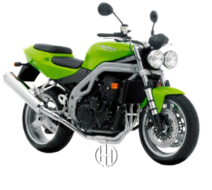 Triumph Speed Triple 955i (2001 - 2004) - Motodeks