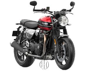 Triumph Speed Twin (2019 - XXXX) - Motodeks