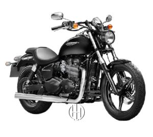 Triumph Speedmaster (2015 - 2016) - Motodeks