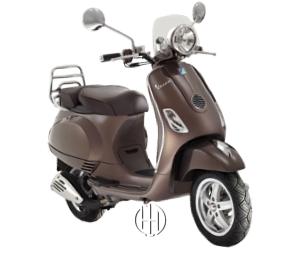 Vespa LXV 125 Vie della Moda (2012 - 2013) - Motodeks