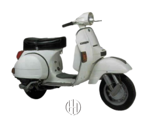 Vespa PX 200 E (1982 - 1999) - Motodeks