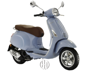 Vespa Primavera 50 2T (2014 - 2017) - Motodeks