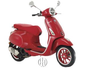 Vespa Primavera Red 125 (2020 - XXXX) - Motodeks
