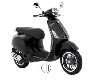 Vespa Primavera S 125 (2018 - XXXX) - Motodeks