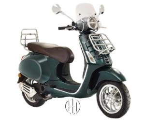 Vespa Primavera Touring 125 (2018 - XXXX) - Motodeks
