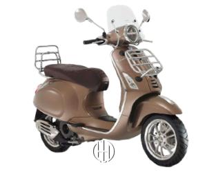 Vespa Primavera Touring 150 (2018 - XXXX) - Motodeks