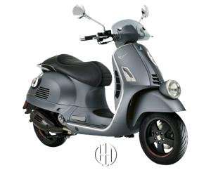 Vespa Sei Giorni II Edition 300 (2020 - XXXX) - Motodeks